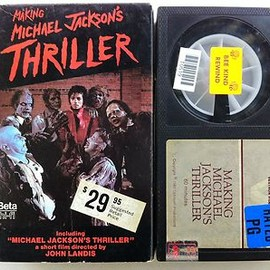 John Landis - MAKING MICHAEL JACKSON'S THRILLER - Beta