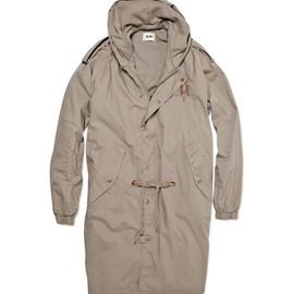 Acne - Trophy Cotton Parka