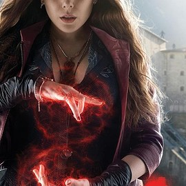 MARVEL - Scarlet Witch Exclusive Avengers: Age of Ultron Posters