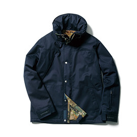 SOPHNET. - 2 LAYER WOOL MOUNTAIN PARKA