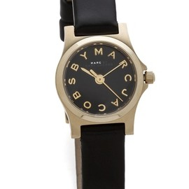 MARC BY MARC JACOBS - Henry Dinky Watch Black