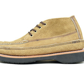 Russell Moccasin - Sporting Crays Chukka-Laramie Suede