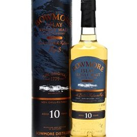 Bowmore - Bowmore Tempest / 10 Year Old / Batch 3