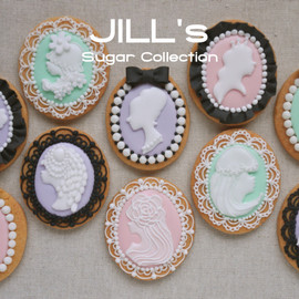 JILL's Sugar Collection - cameo
