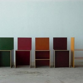 Donald Judd - Chair