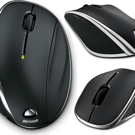 Microsoft - Microsoft wireless mouse 7000