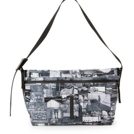 "CHARI & CO NYC×PORTER×B印 YOSHIDA - ""Stanton Bag"" MEDIUM"