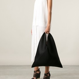 MM6 - MM6 BY MAISON MARTIN MARGIELA - oversized tote 9