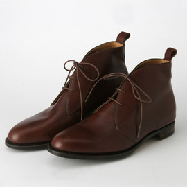 Acoustic Shoes - High-Low Boots