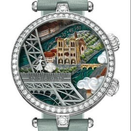 Van Cleef & Arpels - Lady Arpels Poetic Wish Watch