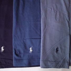 POLO RALPH LAUREN - 3-pack crew neck T-shirts