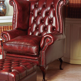 chesterfield - Graham Wing Chair