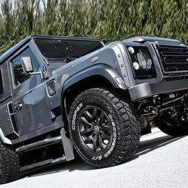 Land Rover - Defender Wide Track by Kahn