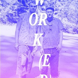 """Peter Sutherland - """"Work(ed)"""" , Zine, Limited 193 copies, Signed"""