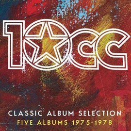 10cc - 10cc Classic Album Selection (1975-1978)