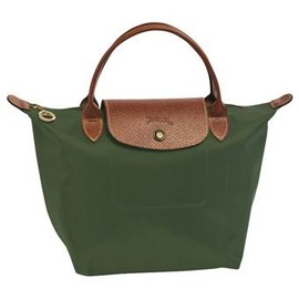 LONGCHAMP - Le Pliage Small - Green