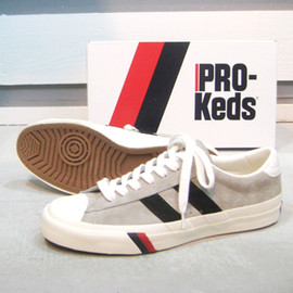 PRO-Keds - 【PROKeds/プロケッズ】 ロイヤルプラス ラストコロンビア(GREY)