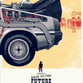 Phantom City Creative - Back to the Future Part III