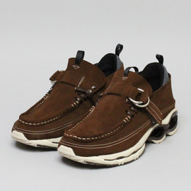 MOUNTAIN RESEARCH/SEtt - mizuno infinity moc