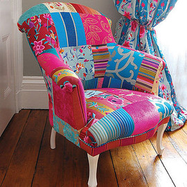 Couch GB - Mandalay Patchwork Chair
