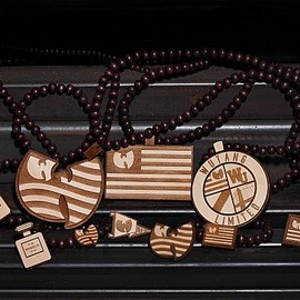 Wu-Tang ,  Good Wood  - Carve Up Some Wooden Pendants and Bracelets