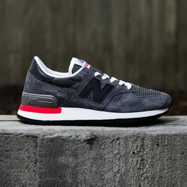 New Balance - New Balance M990HL In Grey