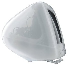 apple - iMac G3 White