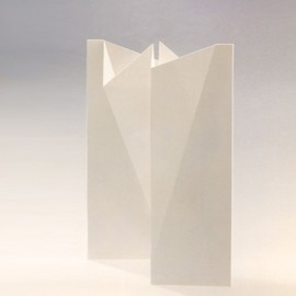 Charlotte van der Waals - The Folding Flower Vase©® 1988