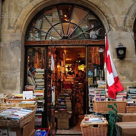 Paris - The Abbey Bookshop