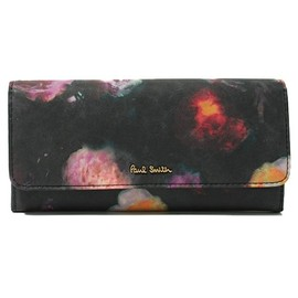 Paul Smith - ELECTRIC PEONY LONG PURSE