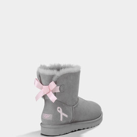 UGG - Mini Bailey Bow - Breast Cancer Limited Edition