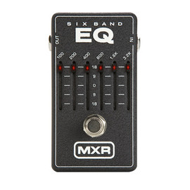 MXR - M109 6 Band Graphic EQ
