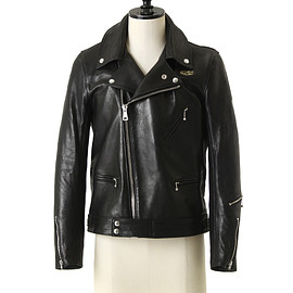 Lewis Leathers - 441T Cyclone(Tight-Fit)-SHEEPSKIN