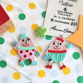Curly Collection - wappen set★Humpty Dumpty