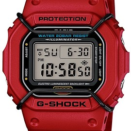 G-SHOCK - DW-5600P-4JF