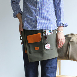 hobo - Washed Canvas No.6 Apron