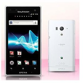 Sony Ericsson - Xperia acro HD SO-03D(セラミック)