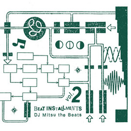 DJ Mitsu The Beats - Beat Installments Vol. 2