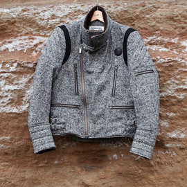 CYDERHOUSE - WOOL HOUSE JKT