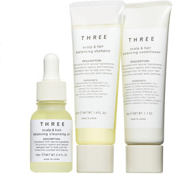 THREE - scalp&hair balancing