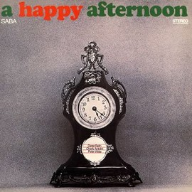 Dieter Reith Trio - A Happy Afternoon