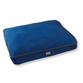 L.L.Bean - Premium Denim Dog Bed