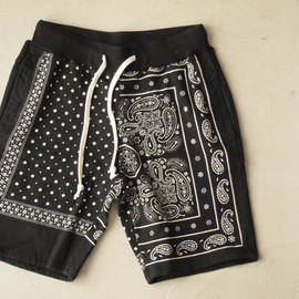 GAIJIN MADE - SW BANDANA SHORTS