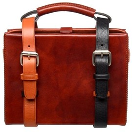 Acne - Ralston Mini Leather Briefcase