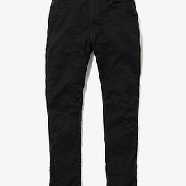 nonnative - DWELLER 4P JEANS TAPERED FIT C/P OXFORD STRETCH