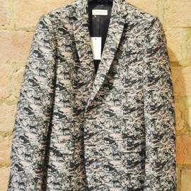 DRIES VAN NOTEN - Psychedelic Tweed Jacket