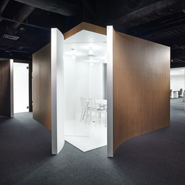 Nendo - Spicebox Office, Yokohama