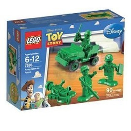 LEGO - LEGO Toy Story Army Men on Patrol (7595)