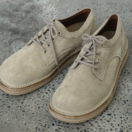 MCKINLAYS for NEPENTHES - COMFORT SOLE SHOE PLAIN TOE