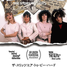 William E. Badgley - Here to Be Heard: The Story of the Slits